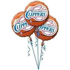 Los Angeles Clippers NBA Pro Basketball Sports Party Decoration Mylar Balloons
