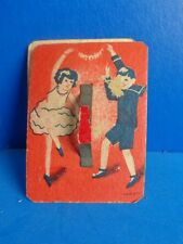 VINTAGE ACCORDION STYLE NOISEMAKER- HALLOWEEN OR NEW YEARS EVE- JAPAN
