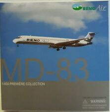 Dragon Wings Reno Air MD-83 1:400