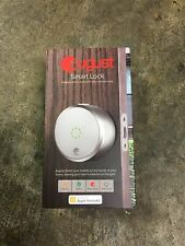 NEW! August HomeKit Bluetooth Deadbolt Retrofit Smart Lock - Silver Latest model