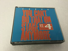 Frank Zappa/ You Can't Do That On Stage Anymore Vol.4 2 CD Set 1991 RYKO MINT/EX