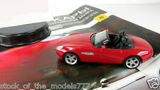"""BMW Z8 1:43 Altaya mod N mag №11 """"Supercar"""""""