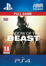 Shadow of the Beast DLC - UK PS4 - Same Day Dispatch
