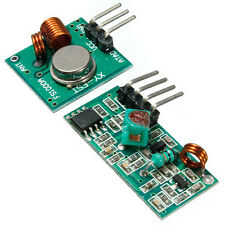 315MHz XD-FST XD-RF-5V Wireless Transmitter Receiver Module