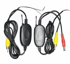 US Color Video Transmitter&Receiver 2.4g Wireless for the Vehicle Backup Camera