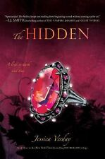The Hidden by Jessica Verday Hardcover Book (English)