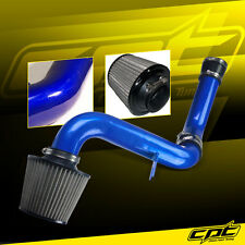 00-05 Mitsubishi Eclipse GT 3.0L V6 Blue Cold Air Intake +Stainless Air Filter