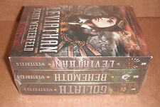 The Leviathan Trilogy Box Set by Scott Westerfeld Paperback NEW