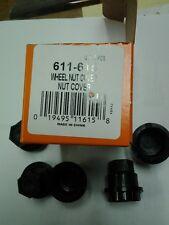 Black Lug Nut Cover box of 5 NEW 611-615 fits Chevy S10 GMC Blazer Jimmy
