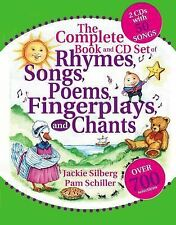 Complete Book Ser.: Rhymes, Songs, Poems, Fingerplays and Chants FREE SHIPPING