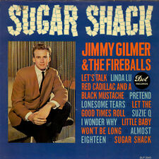 Jimmy Gilmer & The Fireballs - Sugar Shack (Vinyl LP - 1963 - US - Original)