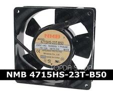 NMB 4715HS-23T-B50 Aluminum frame Inverter cooling fan 230VAC 18/15.5W 119X38MM