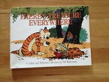 "Calvin & Hobbes by Watterson - ""There's treasure everywhere"""