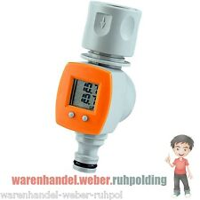 Digital Water meter for garden and Household