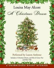 CD A Christmas Dream by Louisa May Alcott