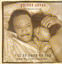 QUINCY JONES - I'll Be Good To You, Feat. Chaka Khan , Ray Charles - Qwest