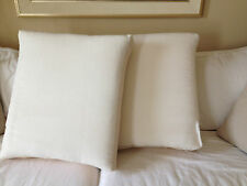 2 new replacement seat foam cushions for chair, sofa, couch, barcalounger