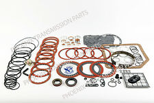 Turbo 350 TH350 Rebuild Kit 69-79 Alto Red Eagle High Performance Clutch Level 2
