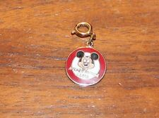 NICE VINTAGE DISNEY MICKEY MOUSE CLUB PENDANT CHARM NOS