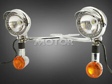 Passing Driving Light for Kawasaki VN Vulcan Classic Nomad Mean Streak 1600