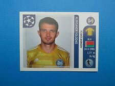 Panini Champions League 2011-12 n.525 Volodko Bate Borisov