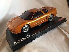 - Z Kyosho Mini autoscale, Honda NSX Type S-NUOVO IMOLA ARANCIO ZERO (N-Rm) mzp131po