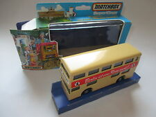 "Matchbox SuperKings Super Kings K 15 k15 Bus ""BERLIN IST EINE REISE WERT"" boxed!"