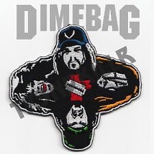 DIMEBAG Darrell  - Embroidered Tribute Patch - Pantera - NOT autographed - Dean