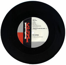 """SUPERBS  """"I WANNA DO IT WITH YOU BABY""""   NORTHERN SOUL     LISTEN!"""