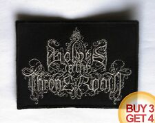 WOLVES IN THE THRONE ROOM 2 GY PATCH,BUY3GET4,WITTR,WEAKLING,AGALLOCH,DRUDKH,FEN