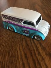 Hot Wheels Larry's Garage: Teal Dairy Delivery, Midnight Auto Parts, Real Riders