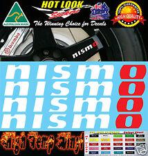 Nismo Wheel Rims Decals X4 12 Year JDM Skyline GTR R32 R33 R34 LMGT2 LMGT4