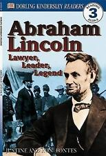 DK Readers: Abraham Lincoln -- Lawyer, Leader, Legend (Level 3:-ExLibrary