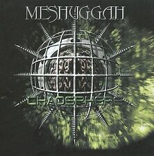 NEW Chaosphere [reloaded] by Meshuggah CD (CD) Free P&H