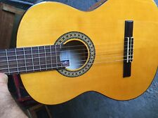 Manuel Rodriguez C3F Flamenco 6string classic guitar made in Spain mahagony neck
