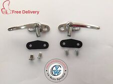 VW Split screen Bus Safari Window catches latches  Pairs camper westfalia van t2