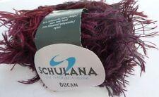 Wolle Ducan 50g von Schulana Fb 10 rottöne