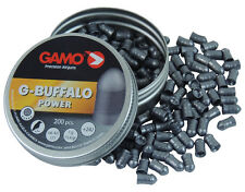 Gamo G-Buffalo potencia .177 4.5 mm 200 Piezas. 1 G 15.4 Gr Rifle De Aire Airgun Pellets