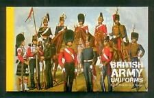 British Uniforms RAF,Army,Navy Booklet FDC & Sets SG 2774-79, 2862-67, 2964-69