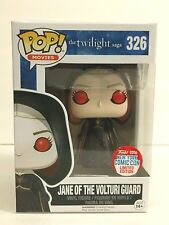 FUNKO POP! TWILIGHT SAGA JANE OF THE VOLTURI GUARD #326 NYCC EXCLUSIVE