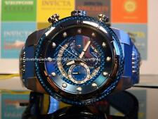 New Invicta  S1 Rally SS /Blue Multicolor Chrono with carbonfiber bezel Watch