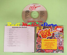CD MITI DEL ROCK LIVE 58 BUONASERA compilation 1994 VAN MORRISON (C34) no mc lp
