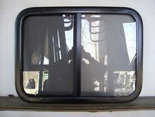 BLACK CLEER VISION 30 X 22  RV SLIDER WINDOW CAMPER CARGO TRAILER  30X22