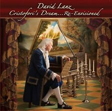 FREE US SH (int'l sh=$0-$3) NEW CD David Lanz: Cristoforis Dream: Re-Envisioned