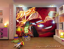 Cars Neon DISNEY  Photo Wallpaper Wall Mural KIDS !!!(477)