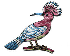 Bird - Roadrunner - Desert - Embroidered Iron On Applique Patch