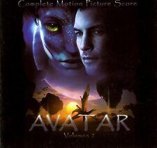 AVATAR Vol 2 - 2CD COMPLETE SCORE - LIMITED EDITION -JAMES HORNER