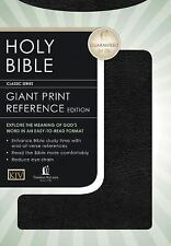 KJV Bible: Personal Size Giant Print Reference Edition, Thomas Nelson, New Book