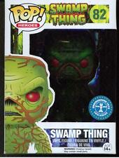 FUNKO POP - Swamp Thing - NEW #82 EXCLUSIVE Limited
