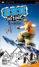 Used PSP SSX on Tour  Japan Import ((Free shipping))